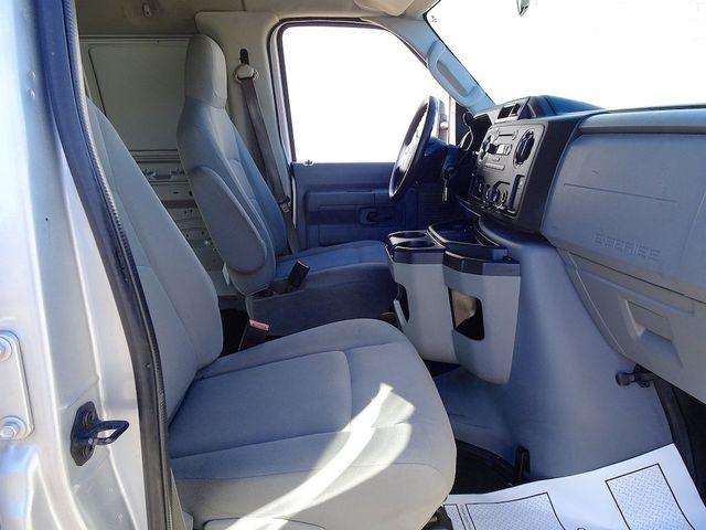 2011 Ford E-Series Cargo Van Commercial Madison, NC 21