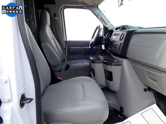 2011 Ford E-Series Cargo Van Commercial Madison, NC 35