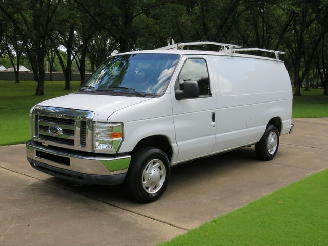 2011 Ford E-150 Cargo Van Commercial