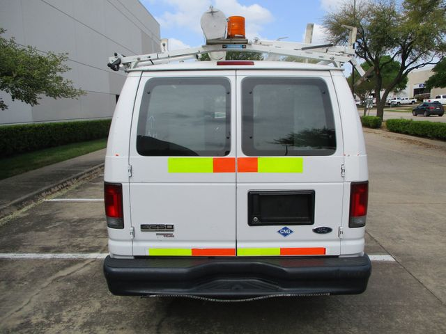 2011 Ford E-Series Cargo Van Commercial Rack and Bins in Plano, Texas 75074