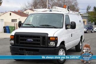 2011 Ford E-SERIES CARGO VAN COMMERCIAL 1-OWNER in Van Nuys, CA 91406