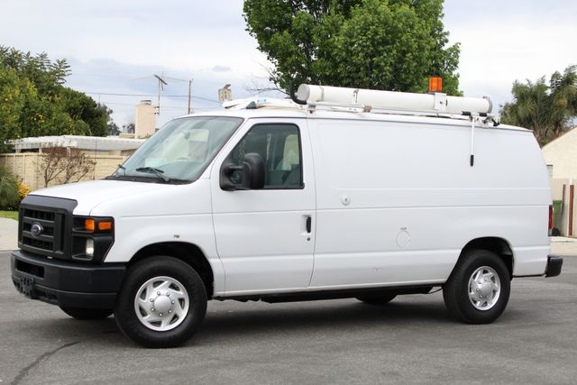 2011 Ford E-SERIES CARGO VAN COMMERCIAL 1-OWNER in Van Nuys, CA 91406