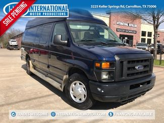 2011 Ford E-Series Wagon XLT in Carrollton, TX 75006