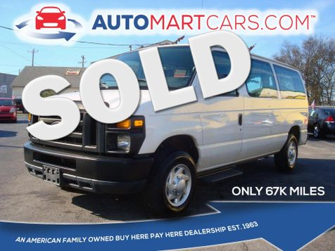 2011 Ford E-Series Wagon XLT | Nashville, Tennessee | Auto Mart Used Cars Inc. in Nashville, Tennessee