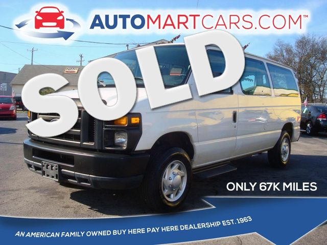2011 Ford E-Series Wagon XLT   Nashville, Tennessee   Auto Mart Used Cars Inc. in Nashville Tennessee
