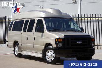 2011 Ford E250 Raised Roof Braun Wheel Chair Van Econoline in Plano Texas, 75093