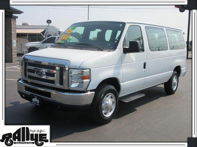 2011 Ford E350 XLT 12 Pass Van