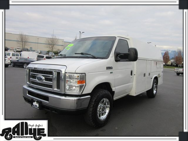 2011 Ford E350 XLT Utility in Burlington, WA 98233
