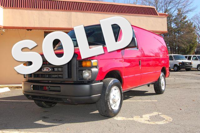 2011 Ford E350 Cargo Van Charlotte, North Carolina 0