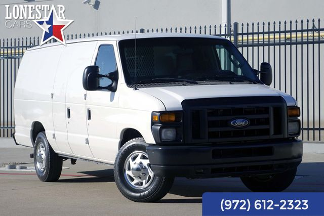 2011 Ford E350 Cargo Van Extended One Owner Clean Carfax Econoline
