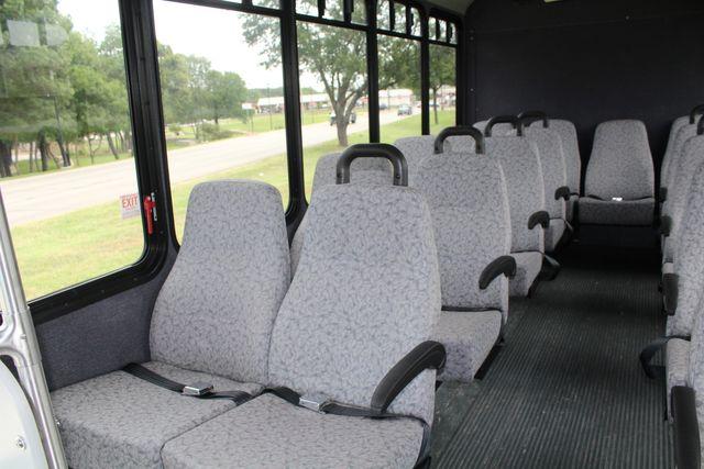 2011 Ford E450 22 Passenger Eldorado Shuttle Bus W/ Rear Luggage Storage Area in Irving, Texas 75060