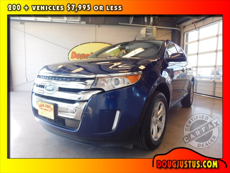 2011 Ford Edge Limited  city TN  Doug Justus Auto Center Inc  in Airport Motor Mile ( Metro Knoxville ), TN