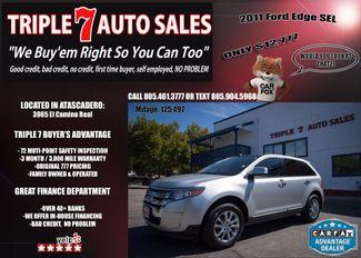 2011 Ford Edge SEL in Atascadero CA, 93422