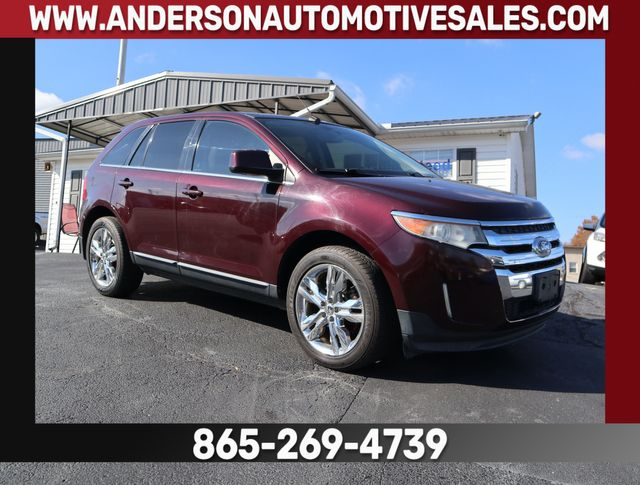 2011 Ford Edge Limited in Clinton, TN 37716