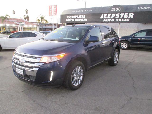 2011 Ford Edge SEL in Costa Mesa California, 92627