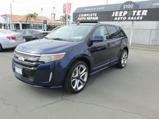 2011 Ford Edge Sport in Costa Mesa, California 92627