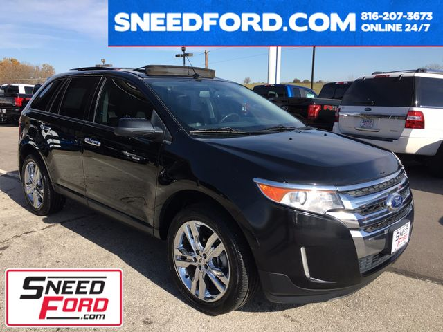 2011 Ford Edge SEL in Gower Missouri, 64454