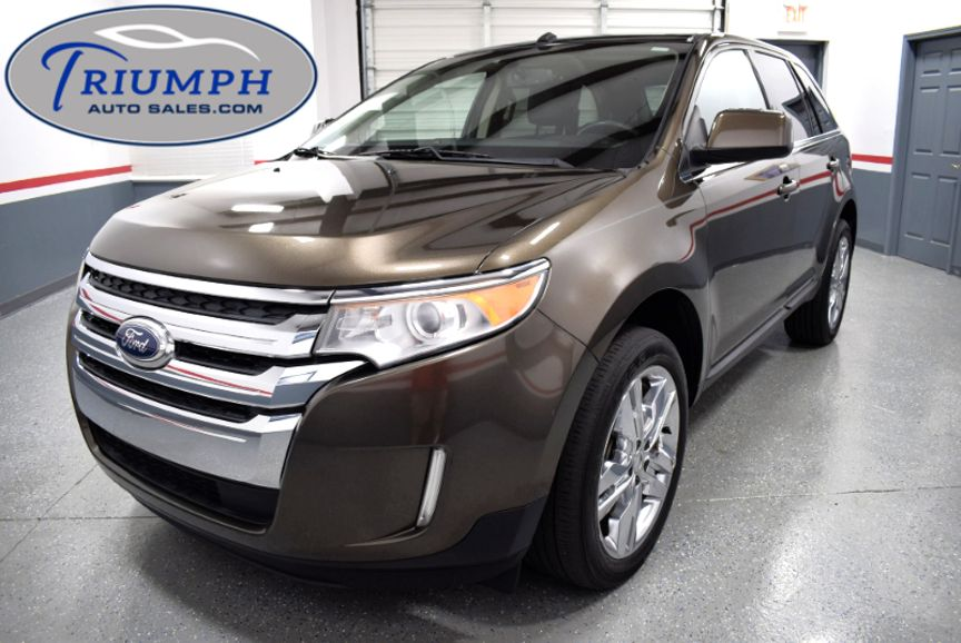 Ford Edge Limited In Memphis Tn