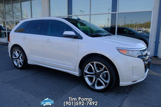 2011 Ford Edge Sport PANO ROOF LEATHER NAVIGATION