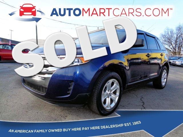 2011 Ford Edge SE | Nashville, Tennessee | Auto Mart Used Cars Inc. in Nashville Tennessee