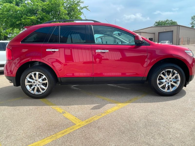 2011 Ford Edge SEL BACKUP CAMERA/BLUETOOTH/LEATHER/USB CHRGS/ in Rowlett, Texas