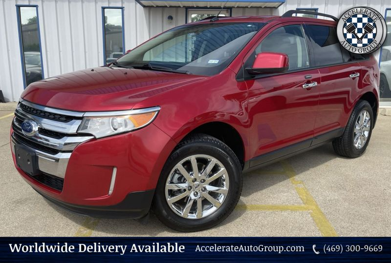 2011 Ford Edge SEL BACKUP CAMERA/BLUETOOTH/LEATHER/USB CHRGS/ in Rowlett Texas