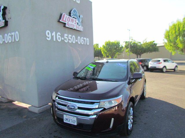 2011 Ford Edge SEL in Sacramento, CA 95825