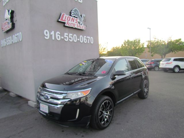 2011 Ford Edge Limited in Sacramento, CA 95825