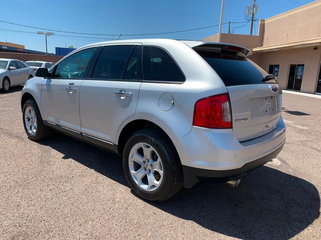 2011 Ford Edge SEL 3 MONTH/3,000 MILE NATIONAL POWERTRAIN WARRANTY Mesa, Arizona 2