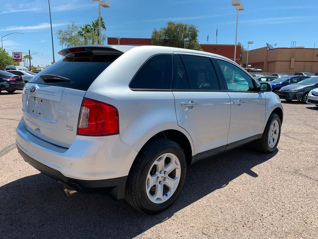 2011 Ford Edge SEL 3 MONTH/3,000 MILE NATIONAL POWERTRAIN WARRANTY Mesa, Arizona 4