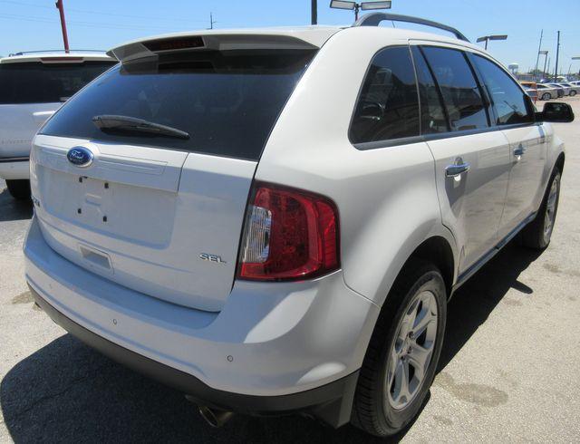 2011 Ford Edge SEL south houston, TX 3