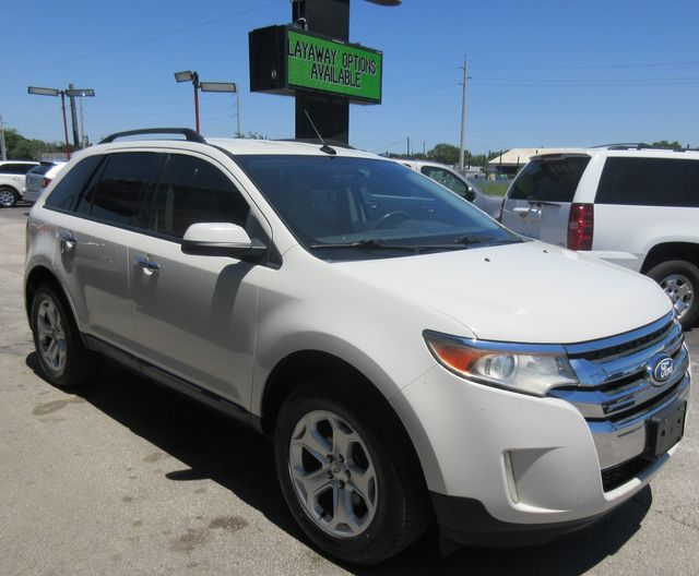 2011 Ford Edge SEL south houston, TX 4