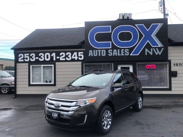 2011 Ford Edge Limited in Tacoma, WA 98409