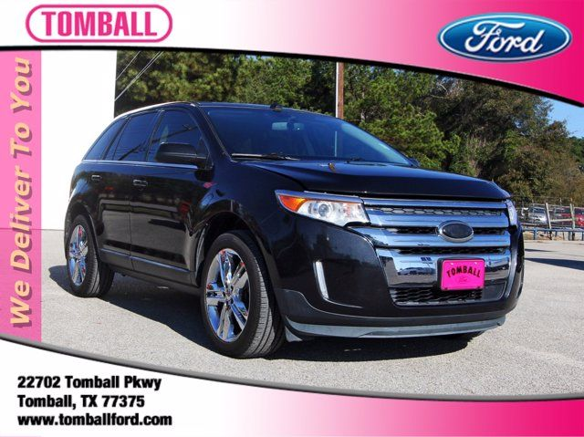 2011 Ford Edge Limited in Tomball, TX 77375