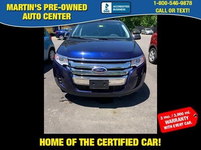 2011 Ford Edge SE in Whitman, MA 02382