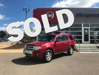 2011 Ford Escape Limited in Albuquerque New Mexico, 87109