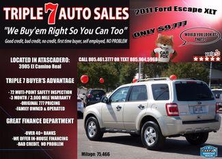 2011 Ford Escape XLT in Atascadero CA, 93422