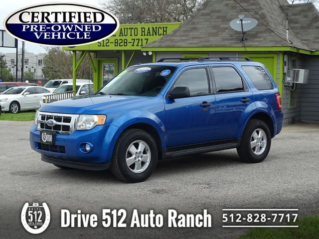 2011 Ford Escape XLT 4X4 in Austin, TX 78745