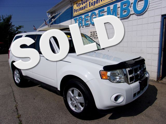 2011 Ford Escape 4x4 XLS