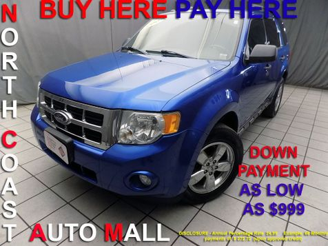 2011 Ford Escape As low as $999 DOWN in Cleveland, Ohio