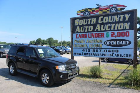 2011 Ford Escape Limited in Harwood, MD