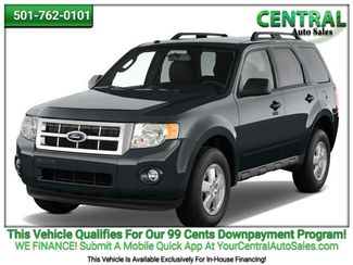 2011 Ford Escape XLT   Hot Springs, AR   Central Auto Sales in Hot Springs AR