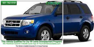 2011 Ford Escape Limited | Hot Springs, AR | Central Auto Sales in Hot Springs AR