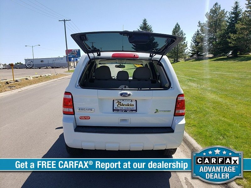 2011 Ford Escape Hybrid 4d SUV 4WD  city MT  Bleskin Motor Company   in Great Falls, MT