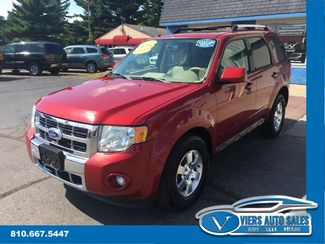 2011 Ford Escape Limited 4WD in Lapeer, MI 48446