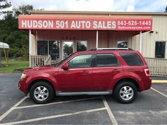 2011 Ford Escape Limited | Myrtle Beach, South Carolina | Hudson Auto Sales in Myrtle Beach South Carolina