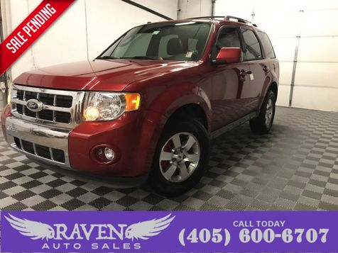 2011 Ford Escape Limited Leather in Oklahoma City