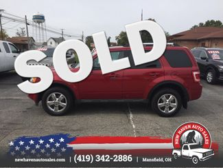 2011 Ford Escape Limited in Mansfield, OH 44903