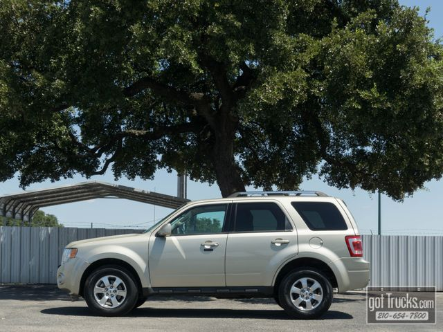 2011 Ford Escape Limited 3.0L V6 FWD