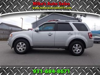 2011 Ford Escape Limited Shelbyville, TN